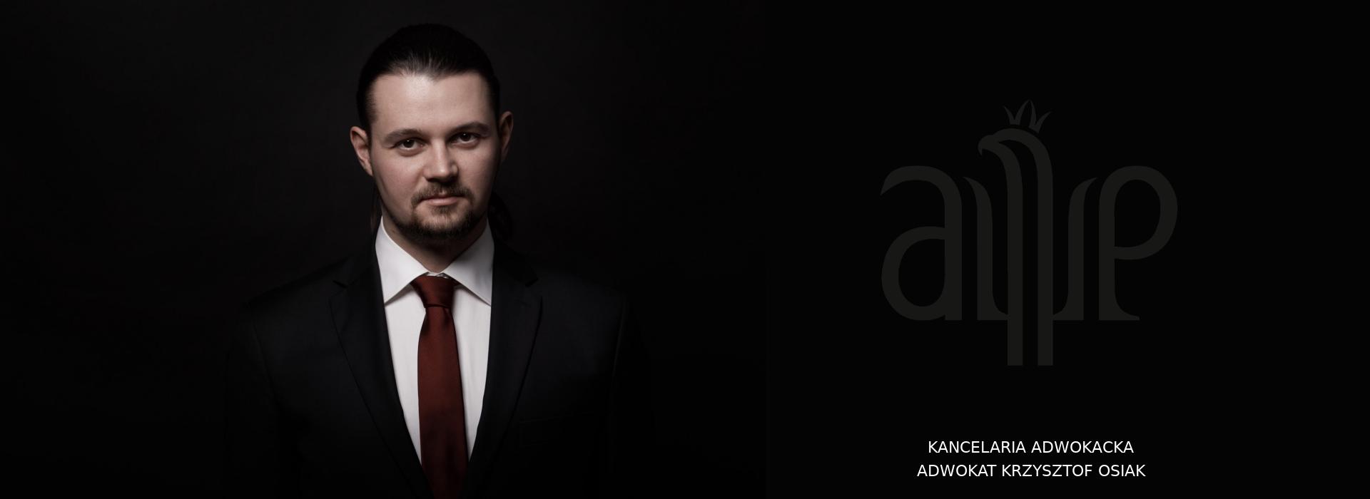 Krzysztof Osiak | prawnik z kucykiem | Prawnik Siedlce